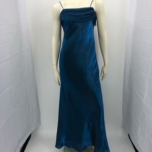 Camille La Vie NWT Women's 4 Blue Formal Dress